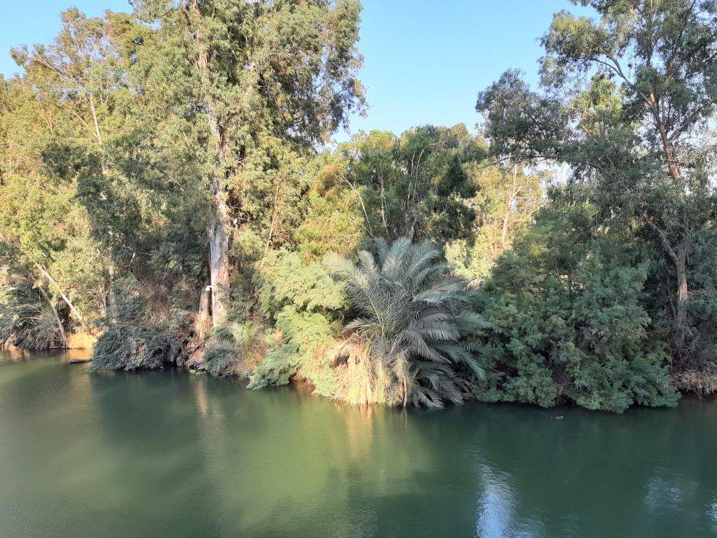 Yardenit - miejsce chrztu Jezusa