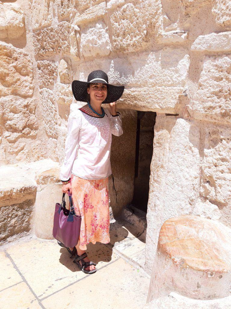 Brama pokory - Bazylika Narodzenia, Betlejem