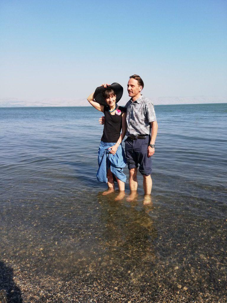 Jezioro Galilejskie,Tabha