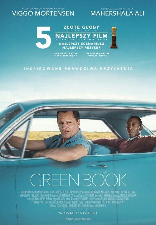 plakat Green Book